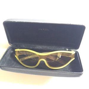 Authentic Prada Vintage Sport Sunglasses